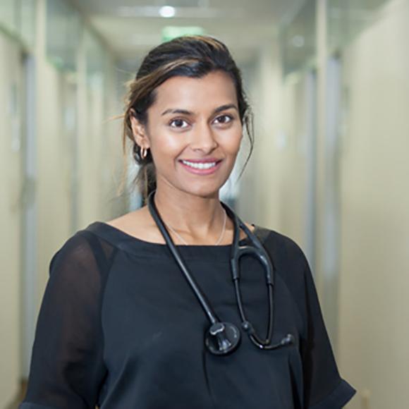 Dr Natalie Nanayakkara