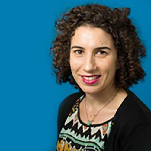 Dr Rebecca Goldstein