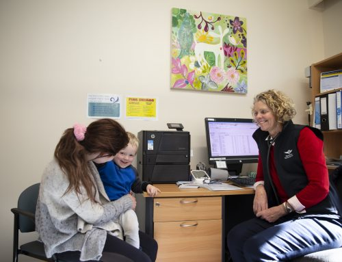 Paediatrics telehealth appointments now available